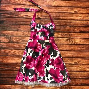 Ruby Rox Floral Summer Dress
